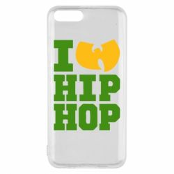 Чехол для Xiaomi Mi6 I love Hip-hop Wu-Tang - FatLine