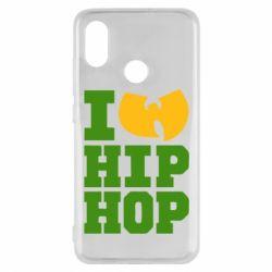 Чехол для Xiaomi Mi8 I love Hip-hop Wu-Tang - FatLine