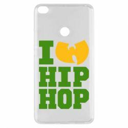 Чехол для Xiaomi Mi Max 2 I love Hip-hop Wu-Tang - FatLine