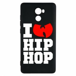 Чехол для Xiaomi Redmi 4 I love Hip-hop Wu-Tang - FatLine