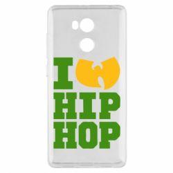 Чехол для Xiaomi Redmi 4 Pro/Prime I love Hip-hop Wu-Tang - FatLine