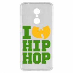 Чехол для Xiaomi Redmi 5 I love Hip-hop Wu-Tang - FatLine