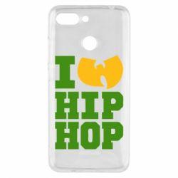Чехол для Xiaomi Redmi 6 I love Hip-hop Wu-Tang - FatLine