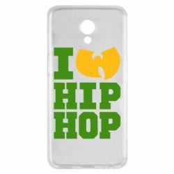 Чехол для Meizu M6s I love Hip-hop Wu-Tang - FatLine