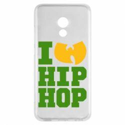 Чехол для Meizu Pro 6 I love Hip-hop Wu-Tang - FatLine