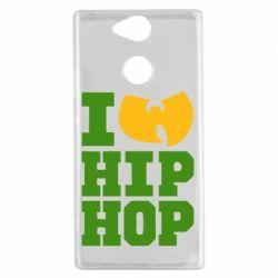 Чехол для Sony Xperia XA2 I love Hip-hop Wu-Tang - FatLine