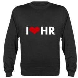 Реглан I love HR