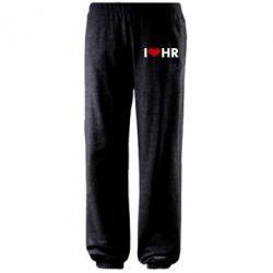 Штаны I love HR