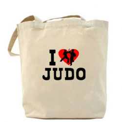 Сумка I love Judo - FatLine