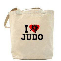 Сумка I love Judo