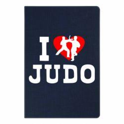Блокнот А5 I love Judo