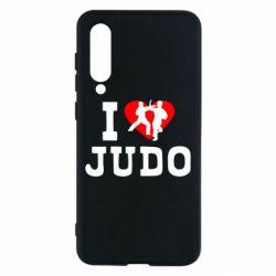 Чехол для Xiaomi Mi9 SE I love Judo