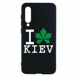 Чехол для Xiaomi Mi9 SE I love Kiev - с листиком