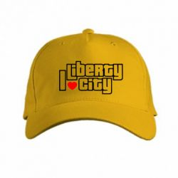 кепка I love Liberty City - FatLine