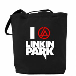 Сумка I love Linkin Park