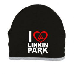Шапка I love LP - FatLine