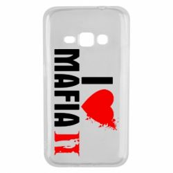 Чохол для Samsung J1 2016 I love Mafia 2
