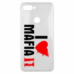 Чехол для Xiaomi Mi8 Lite I love Mafia 2