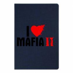 Блокнот А5 I love Mafia 2