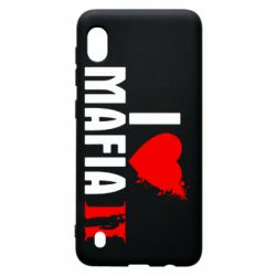 Чехол для Samsung A10 I love Mafia 2