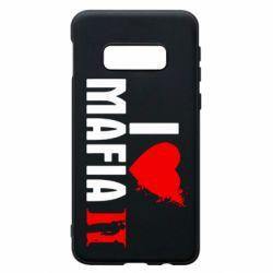 Чехол для Samsung S10e I love Mafia 2