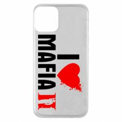 Чохол для iPhone 11 I love Mafia 2