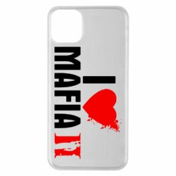 Чохол для iPhone 11 Pro Max I love Mafia 2
