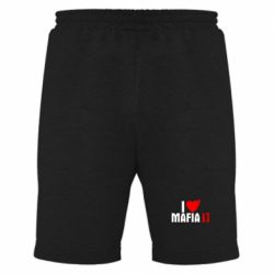 Мужские шорты I love Mafia 2 - FatLine