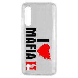 Чехол для Xiaomi Mi9 Lite I love Mafia 2
