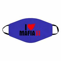 Маска для обличчя I love Mafia 2