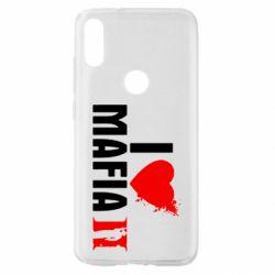 Чехол для Xiaomi Mi Play I love Mafia 2