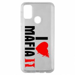 Чехол для Samsung M30s I love Mafia 2