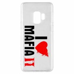 Чехол для Samsung S9 I love Mafia 2