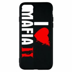 Чохол для iPhone 8 I love Mafia 2