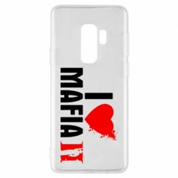 Чехол для Samsung S9+ I love Mafia 2