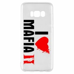 Чехол для Samsung S8 I love Mafia 2