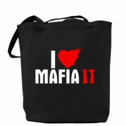 Сумка I love Mafia 2 - FatLine