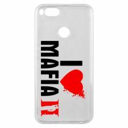 Чехол для Xiaomi Mi A1 I love Mafia 2