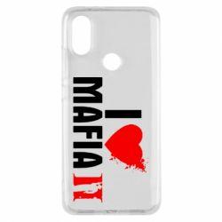 Чехол для Xiaomi Mi A2 I love Mafia 2