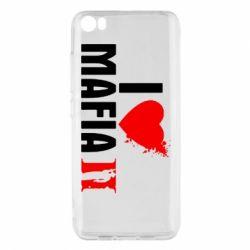 Чехол для Xiaomi Mi5/Mi5 Pro I love Mafia 2