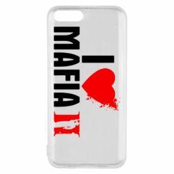Чехол для Xiaomi Mi6 I love Mafia 2
