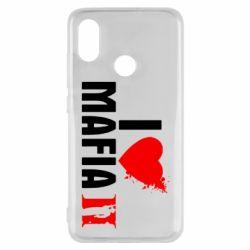 Чехол для Xiaomi Mi8 I love Mafia 2