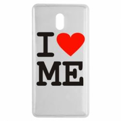 Чехол для Nokia 3 I love ME - FatLine