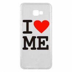 Чехол для Samsung J4 Plus 2018 I love ME - FatLine