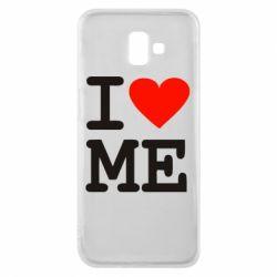 Чохол для Samsung J6 Plus 2018 I love ME