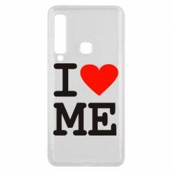 Чехол для Samsung A9 2018 I love ME - FatLine