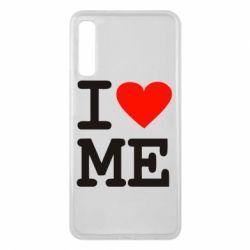 Чохол для Samsung A7 2018 I love ME