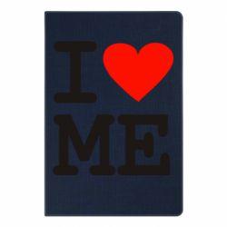 Блокнот А5 I love ME - FatLine