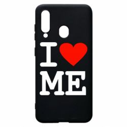 Чехол для Samsung A60 I love ME