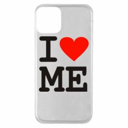 Чехол для iPhone 11 I love ME
